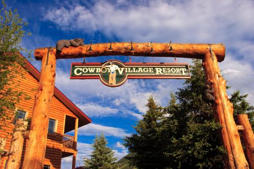 Cowboy Village Resort - Jackson, WY WY 83001