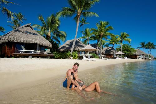 A Hotel Com Manava Beach Resort Spa Moorea Resort Maharepa