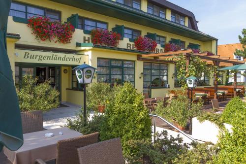 . Hotel Burgenländerhof
