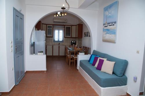 Villa Aelia Santorini room photos