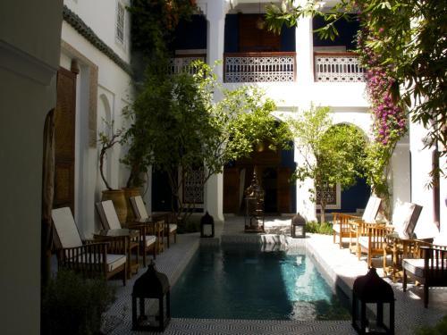 7 Derb El Ferrane, Bab Doukkala, 40000 Marrakech, Morocco.