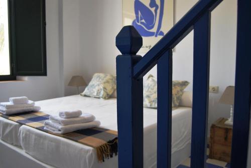 Doppelzimmer mit Zustellbett Cortijo de Vega Grande 8