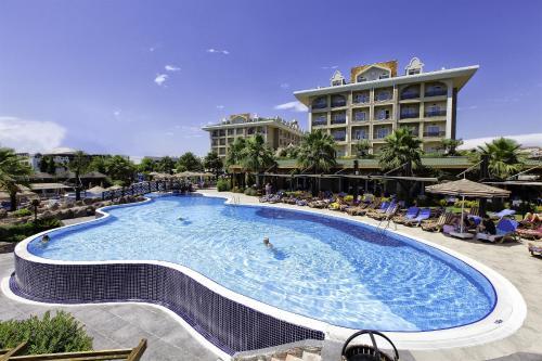Side Adalya Resort & Spa odalar