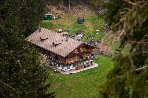 Haus Waldruhe Vierschach bei Innichen