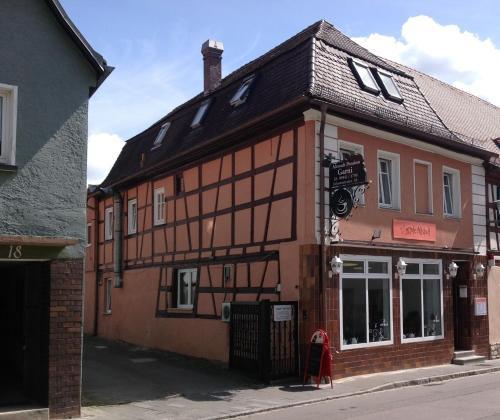 . Pension Altstadt Garni