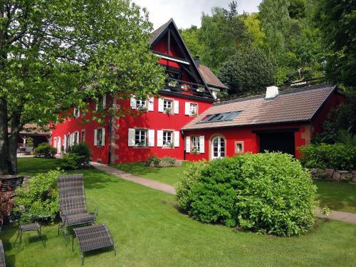 La Haute Grange - Accommodation - Fréland