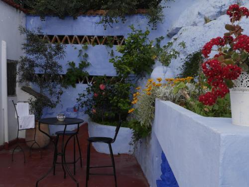 Dar Dalia Двухместный номер с 1 кроватью и террасой