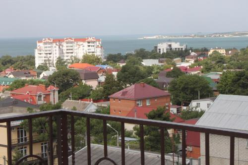 Cameră dublă sau twin standard cu vedere la mare (Standard Double or Twin Room with Sea View)