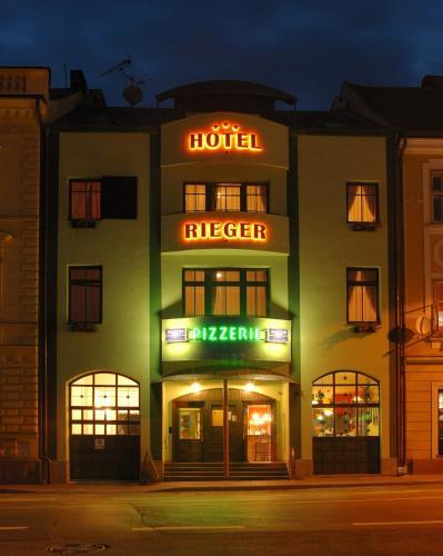 Hotel Rieger Garni