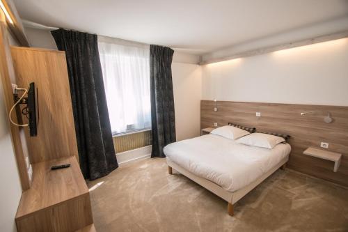 Hotel Les Voyageurs - Hôtel - Modane