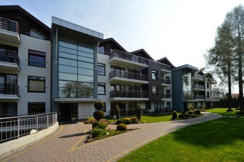 Apartamenty Sun Seasons 24 - Jasny Brzeg Główne zdjęcie
