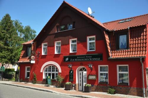. Hotel & Restaurant Märkische Schweiz