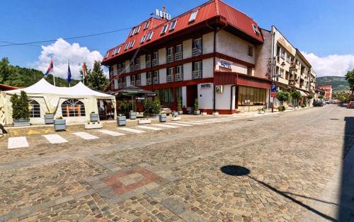 . Hotel Sax Balkan