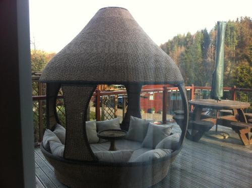 Three-Bedroom Lodge - Glendevon Country Park