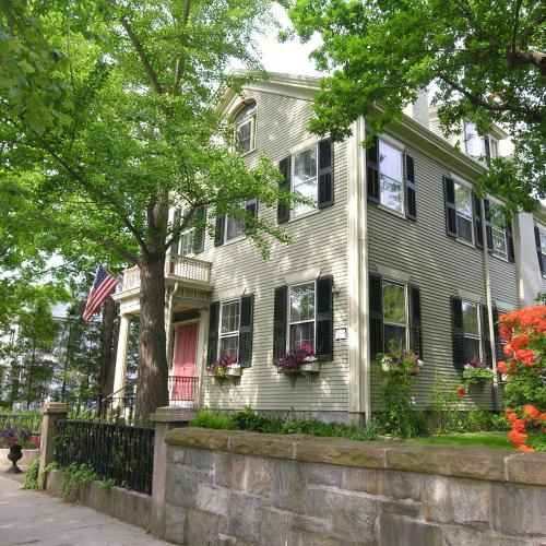 Delano Homestead Bed and Breakfast - Accommodation - Fairhaven