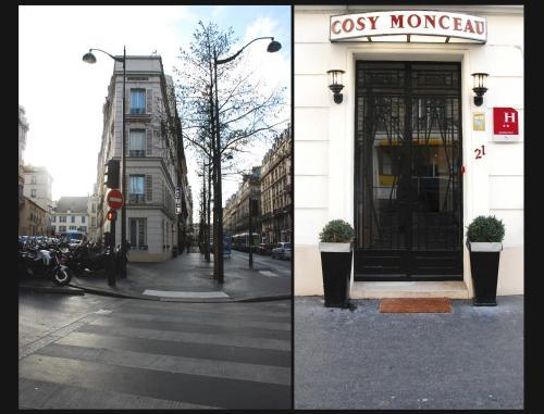 Hotel Cosy Monceau photo 20