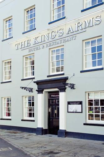 The Kings Arms Hotel, Bicester