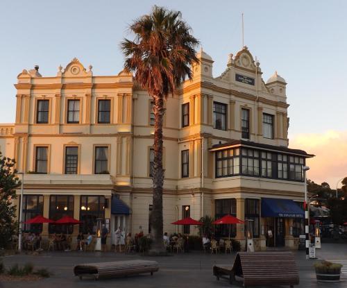 . The Esplanade Hotel