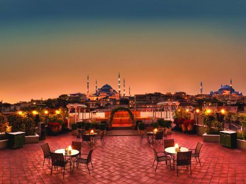 Istanbul Armada Istanbul Old City Hotel harita