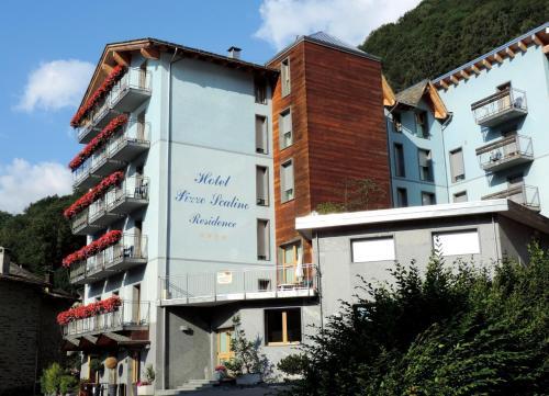 Hotel Pizzo Scalino Chiesa Valmalenco