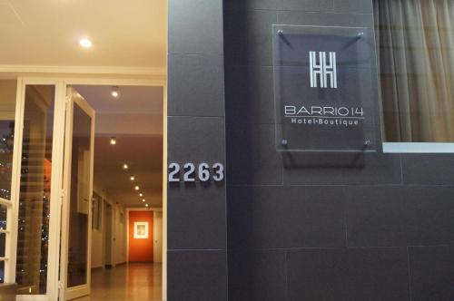Hotel Hotel Boutique Barrio 14