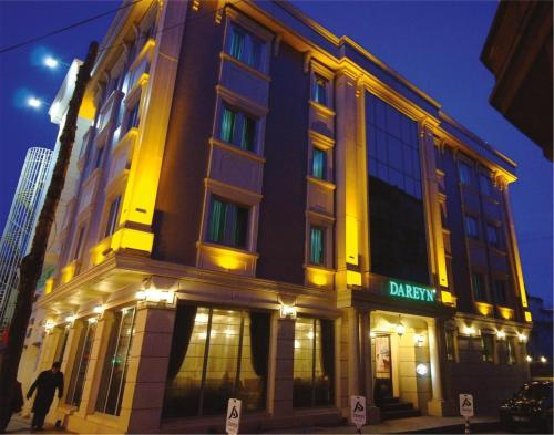 Istanbul Dareyn Hotel rezervasyon