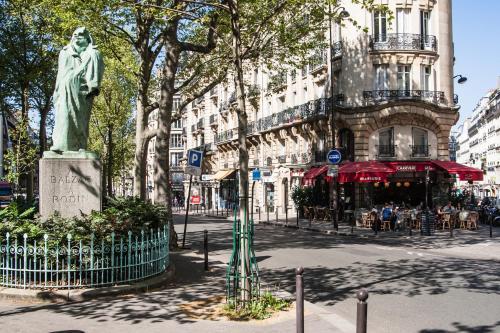 Hôtel Jardin Le Bréa photo 10