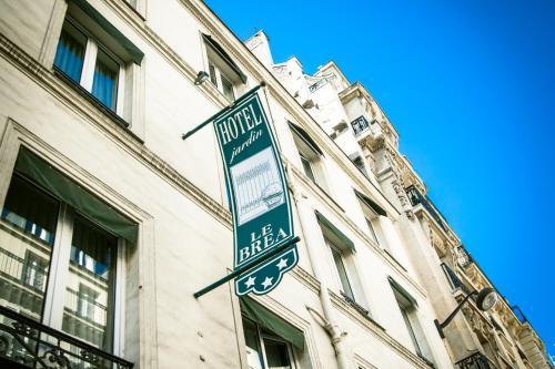 Hôtel Jardin Le Bréa photo 12