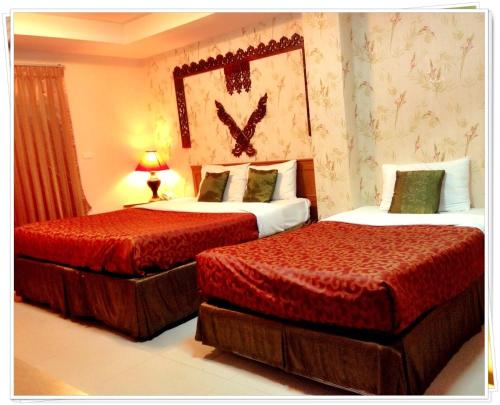 Convenient Resort, Suvarnabhumi Airport room photos