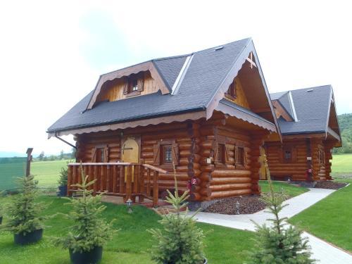 Ubytovanie Koliba Pacho - Zrub Katka - Hotel - Prievidza