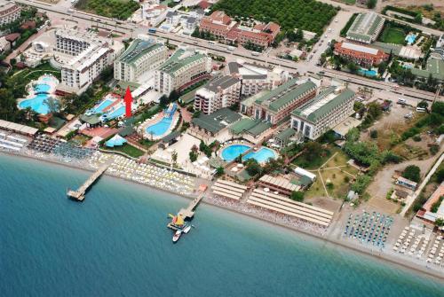 Kemer Lims Bona Dea Beach Hotel indirim kuponu