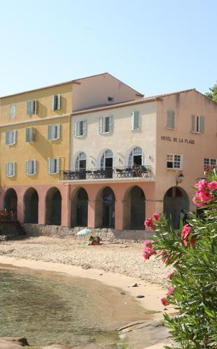 Hotel de la Plage Santa Vittoria - Hôtel - Algajola