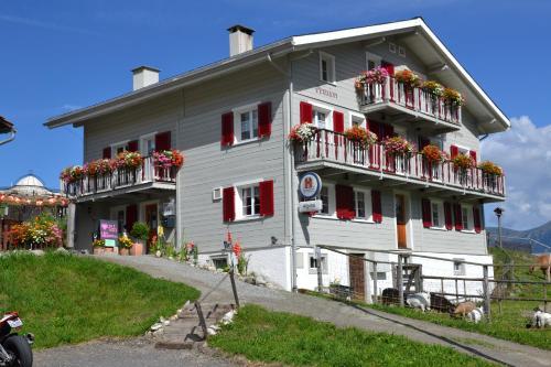 Gasthaus Alpina - Accommodation - Tschappina