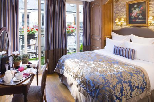 Hôtel Kleber Champs-Elysées Tour-Eiffel Paris - Hôtel - Paris