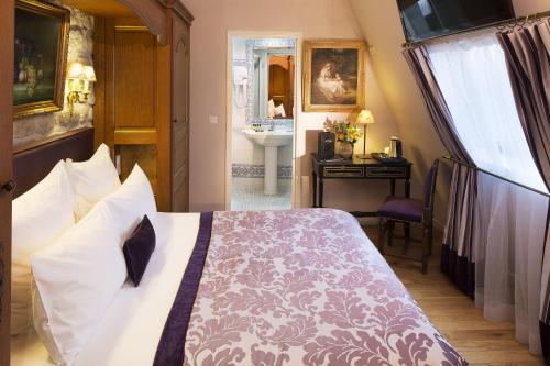 Hôtel Kleber Champs-Elysées Tour-Eiffel Paris photo 21