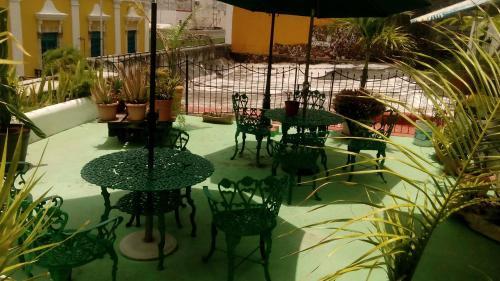 Hotel y Hostal Casa Risueño, Campeche