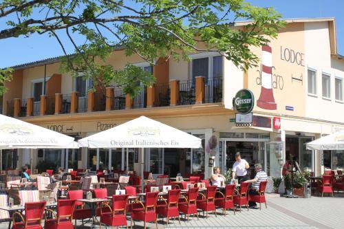 . Hotel Al Faro Lodge am See