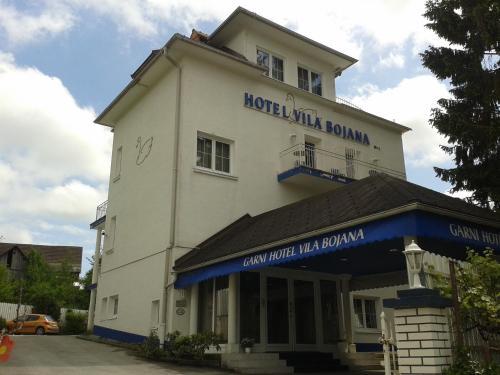 . Hotel Vila Bojana