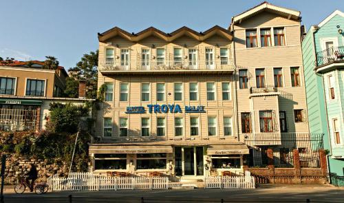 Istanbul Hotel Troya Balat indirim