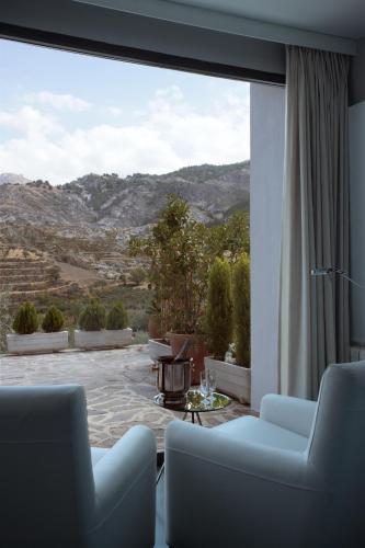 Habitación Doble Superior con terraza La Almunia del Valle 19