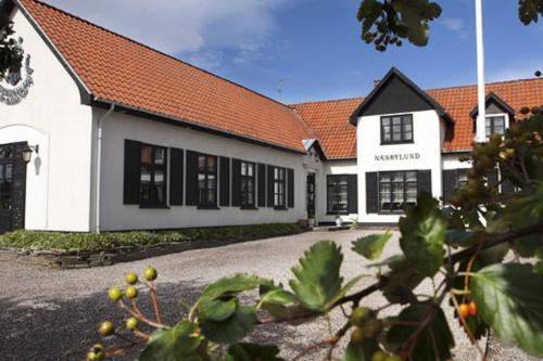 Næsbylund Kro, Pension in Odense