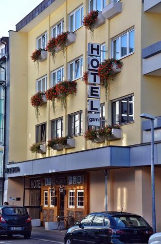 . Hotel Garni Oberrhein