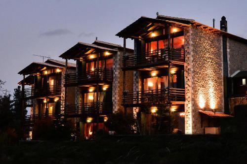 Vathyskia Guesthouse - Hotel - Kato Trikala Korinthias