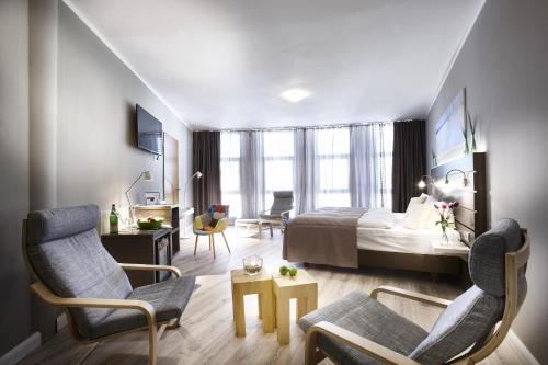 Hotel-overnachting met je hond in Hotel Kiel by Golden Tulip - Kiel