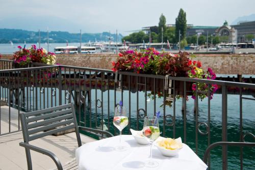 Hotel Des Alpes, 6004 Luzern