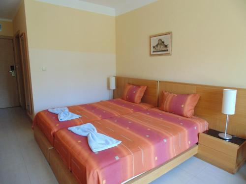 Chambre Double ou Lits Jumeaux avec Balcon (2 Adultes + 1 Enfant) (Double or Twin Room with Balcony (2 Adults + 1 Child))