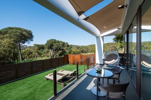 Suite mit eigenem Pool und eigenem Garten Suites Natura Mas Tapiolas 29