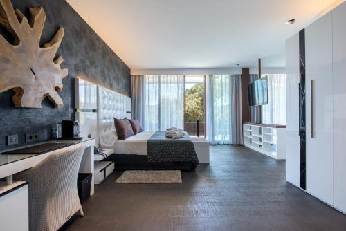 Suite mit eigenem Pool und eigenem Garten Suites Natura Mas Tapiolas 46