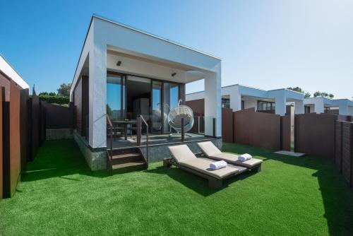 Suite mit eigenem Pool und eigenem Garten Suites Natura Mas Tapiolas 32