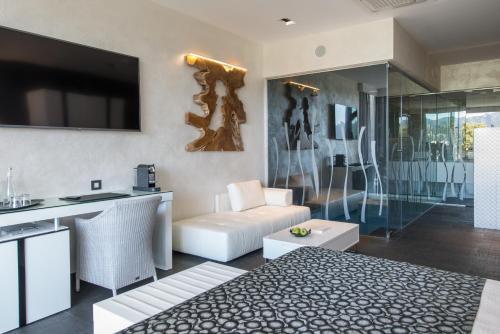 Suite mit eigenem Pool und eigenem Garten Suites Natura Mas Tapiolas 45